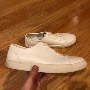 COMMON PROJECT LOOK ALIKES - HM WHITE SNEAKERS